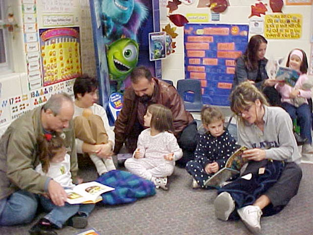 involving parents in childs education Activities to promote parent involvement research shows that children are more likely to succeed academically and are less likely to engage in violent behavior if their families are involved.
